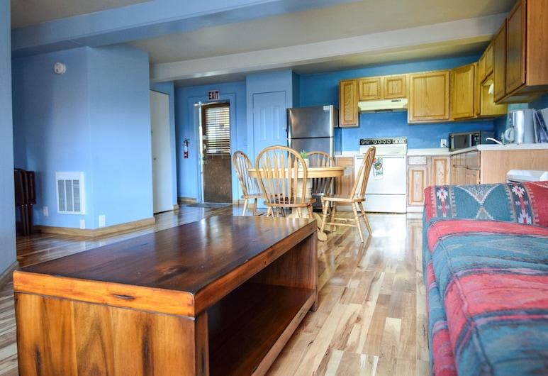 Saltwood Vacation Rental, Seward, Habitación, Sala de estar