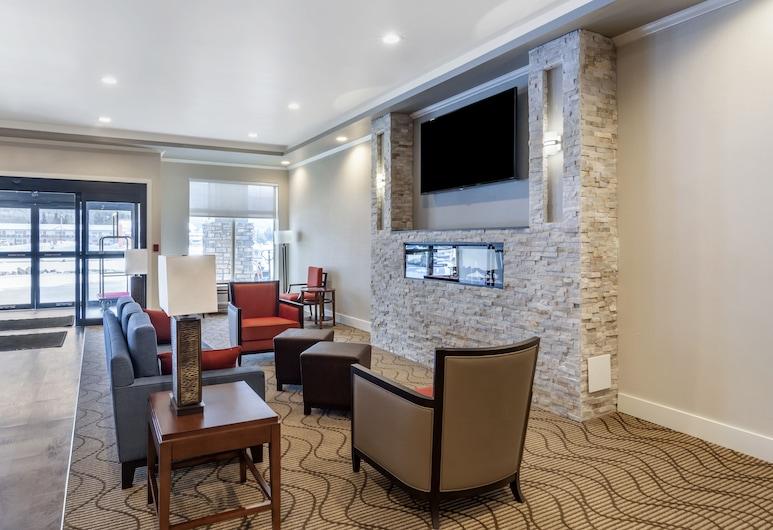 Comfort Inn & Suites, Вальмон, Вестибюль