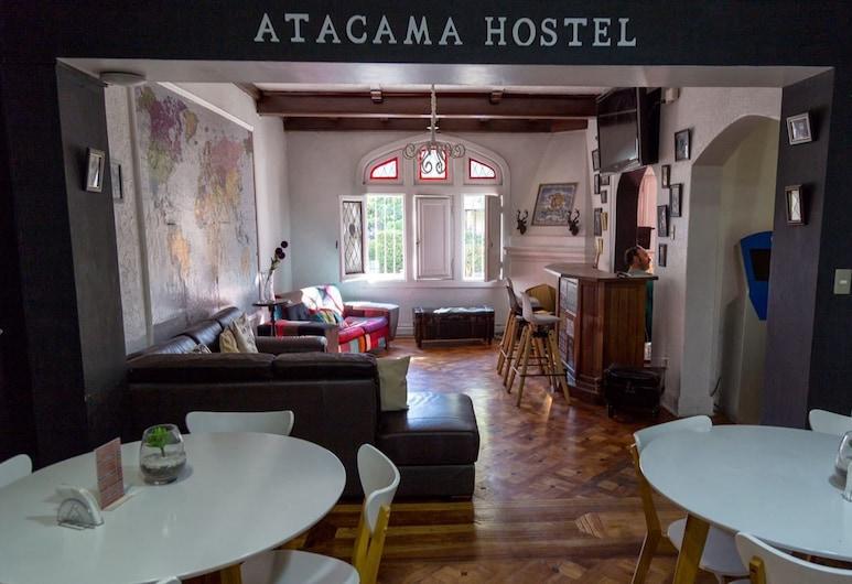 Atacama Hostel, Santiago, Stravovanie