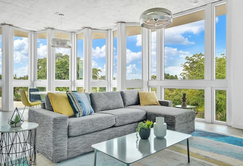 Destination Stays - The Miami Loft Hotel, Miami, Loft Design, 1 chambre, non-fumeurs, Coin séjour