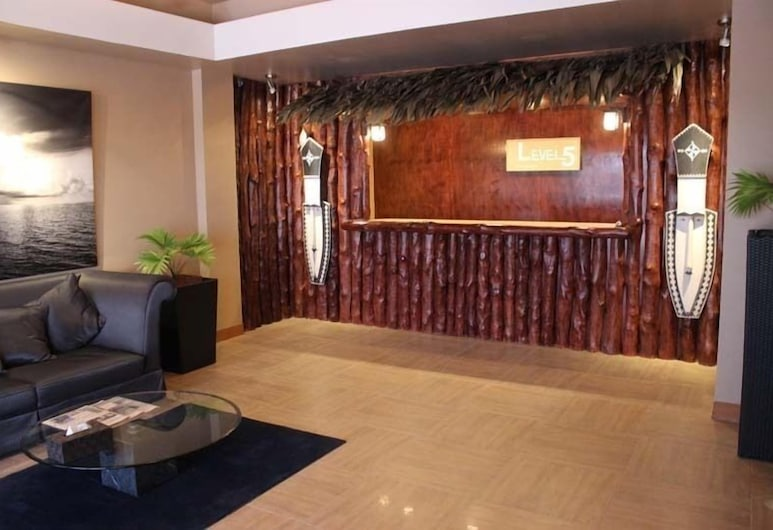 L5 Hotel, Weno, Vastuvõtuala