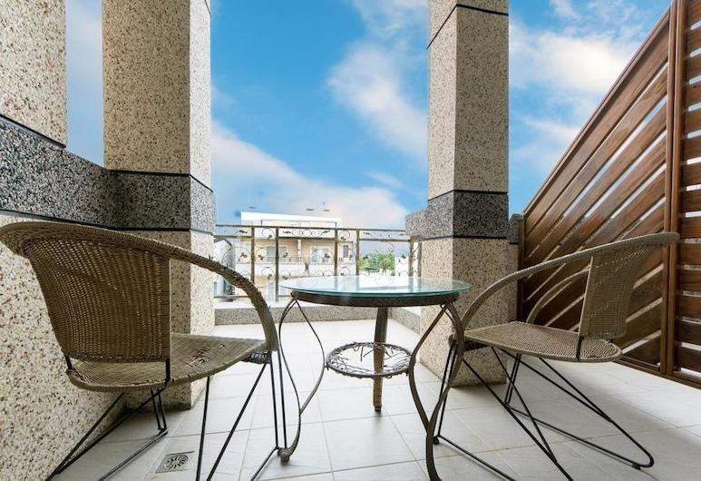 Taitung Leisure B&B, Taitung, Standarta divvietīgs numurs, koplietojuma vannasistaba, Balkons