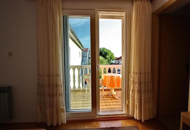 Guest House Micin, Vodice, Tek Büyük Yataklı Oda, Balkon, Oda Manzarası