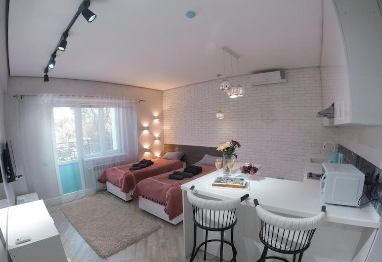 Apartment in Raduzhniy Bereg, Almaty