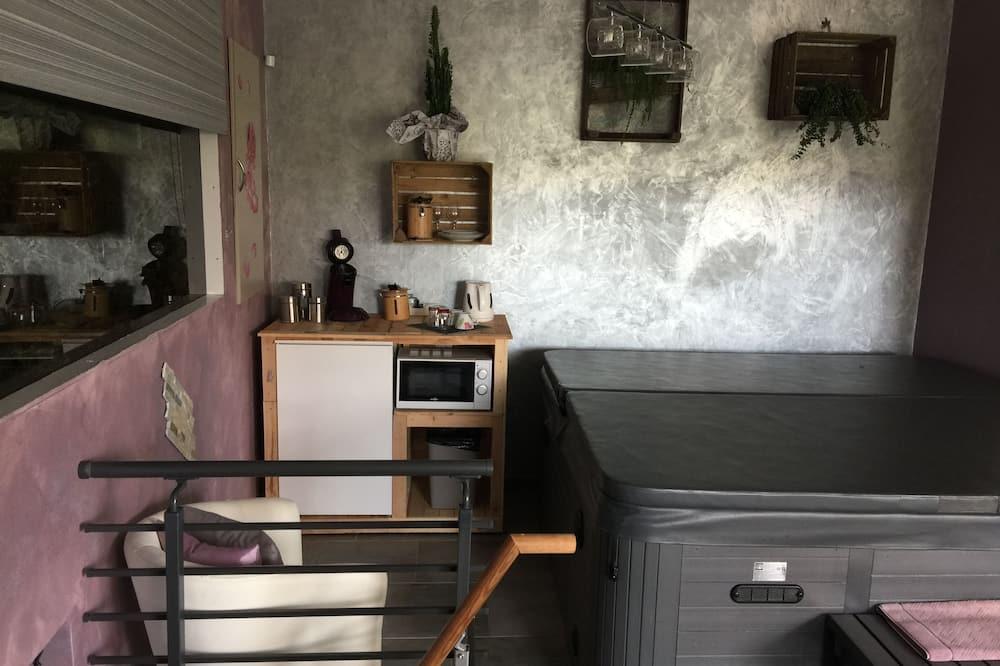 Comfort Δίκλινο Δωμάτιο (Double) - Περιοχή καθιστικού