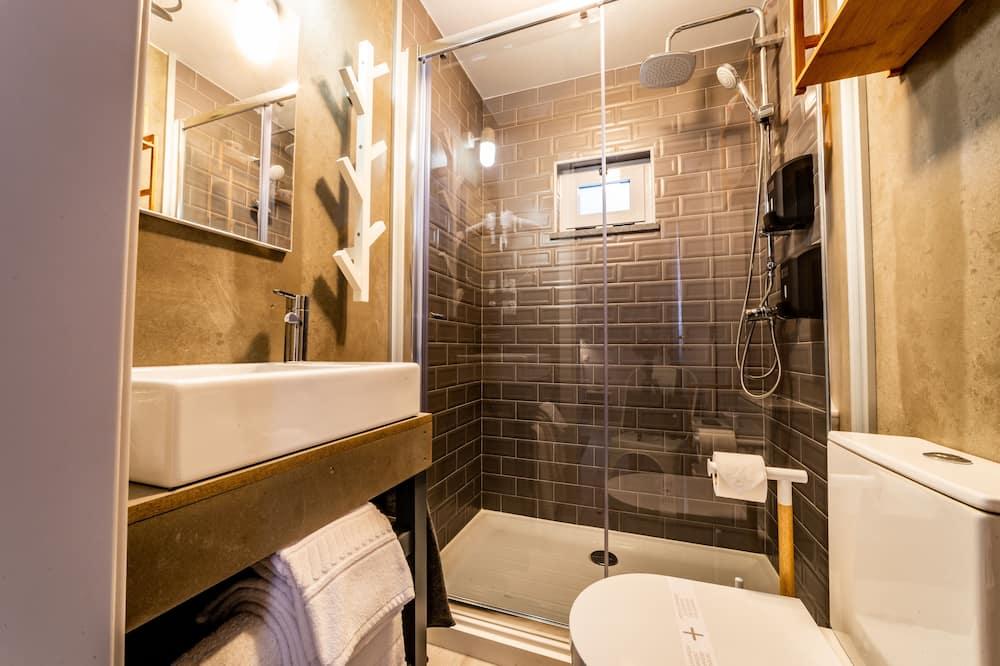 Студия-люкс - Ванная комната