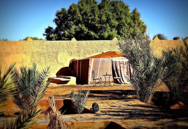 Riad Maison Adrar Merzouga , Taouz, Terraza o patio