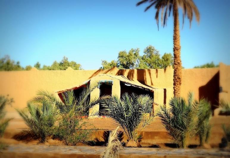Riad Maison Adrar Merzouga, Taouz, מרפסת/פטיו