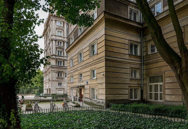 Muranow Beige Apartment, Varsova, Ulkopuoli