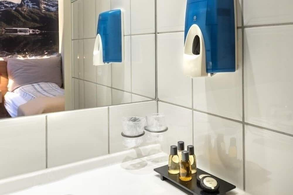 Двухместный номер с 1 или 2 кроватями - Удобства в ванной комнате