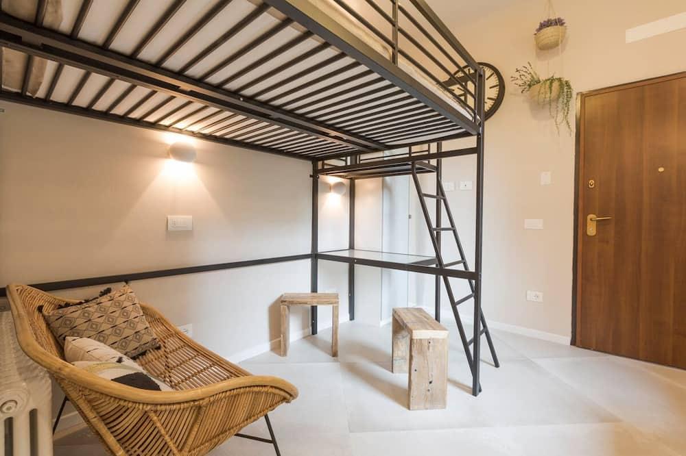 Studio - Obývací prostor