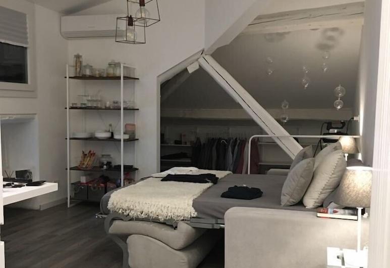 Spontini loft, Milan, Loft, 1 kamar tidur, Area Keluarga