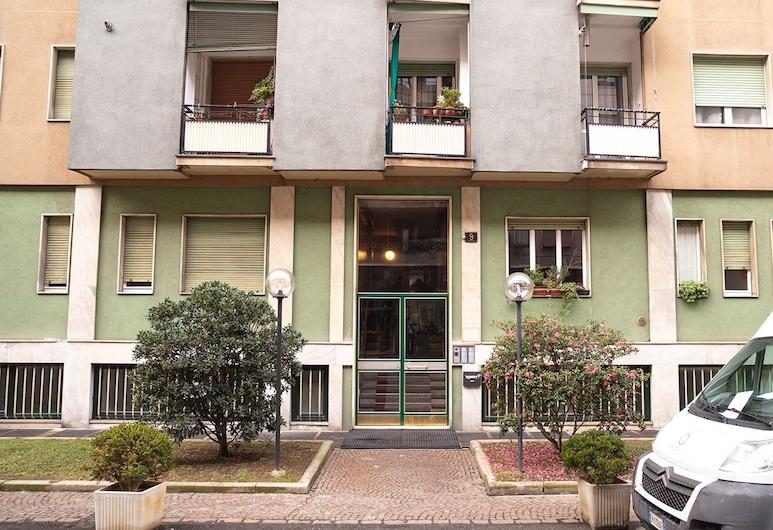 Cenisio apartment, Μιλάνο