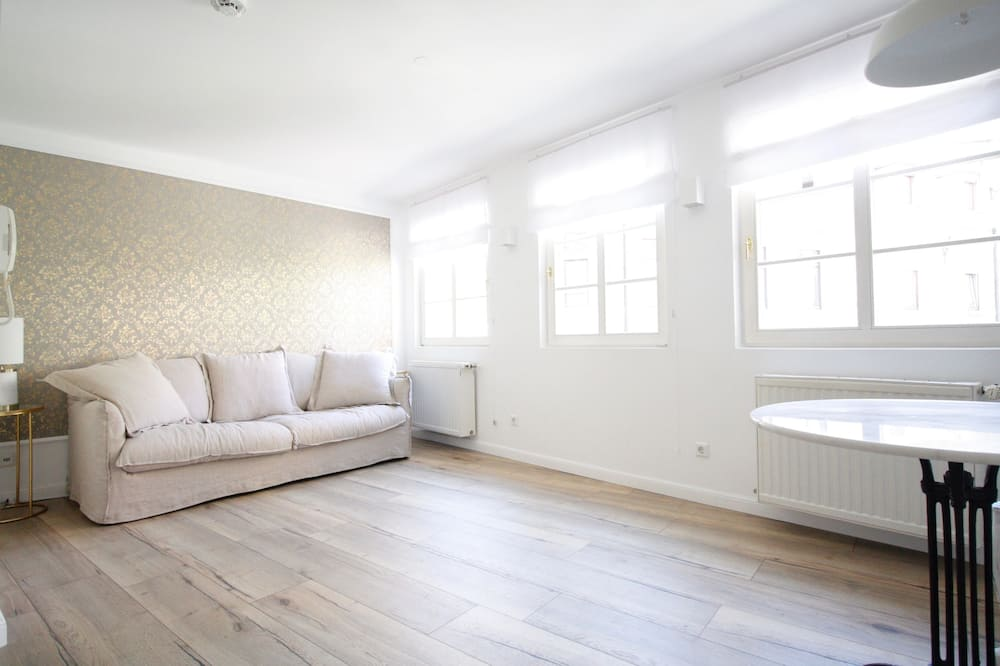 Apartment Evelyn - 客廳