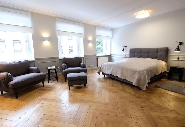 Boutique Charme Apartments 14, Baden-Baden, Apartment No_1, Herbergi