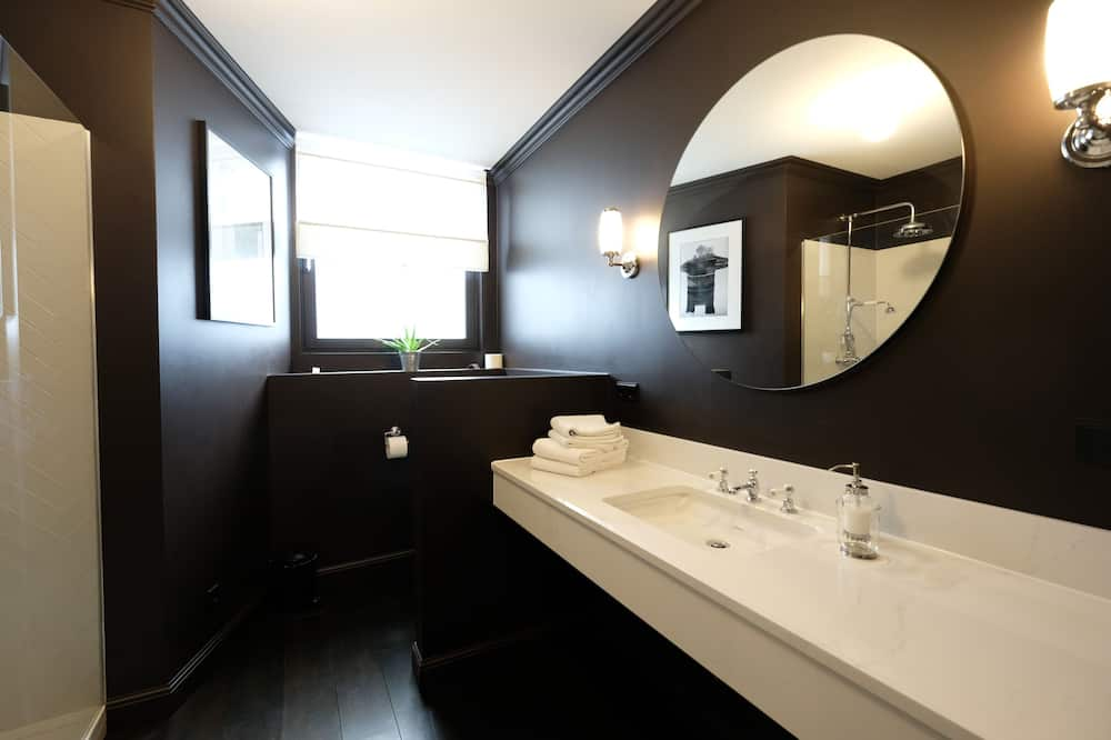 Apartment Justine - Badezimmer