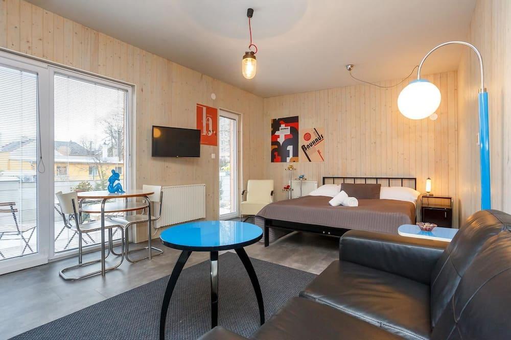 Departamento de diseño - Sala de estar