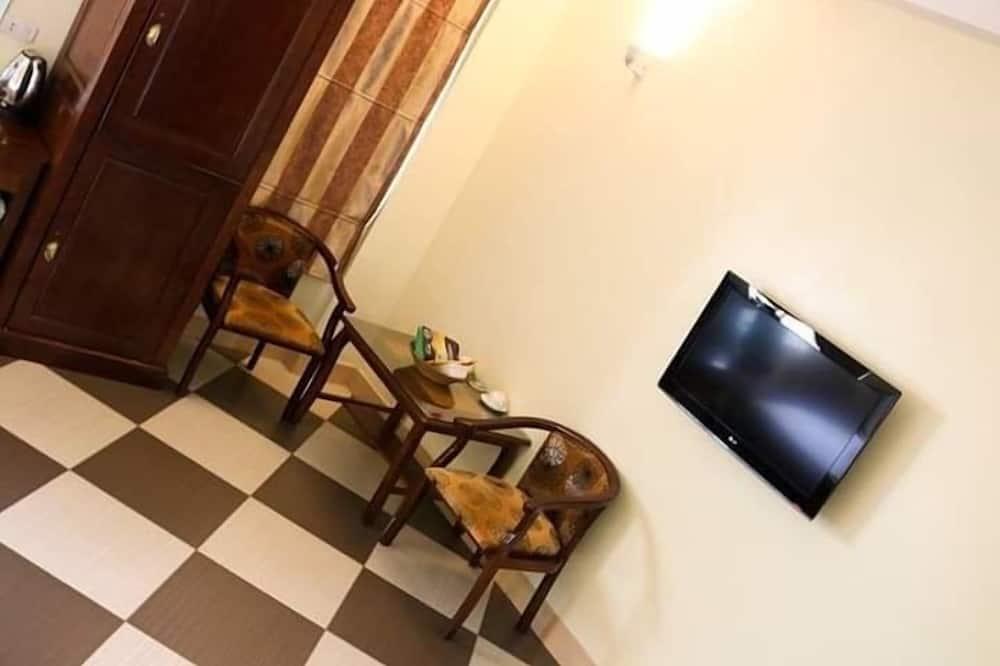 Standard Tek Büyük Yataklı Oda - Televizyon
