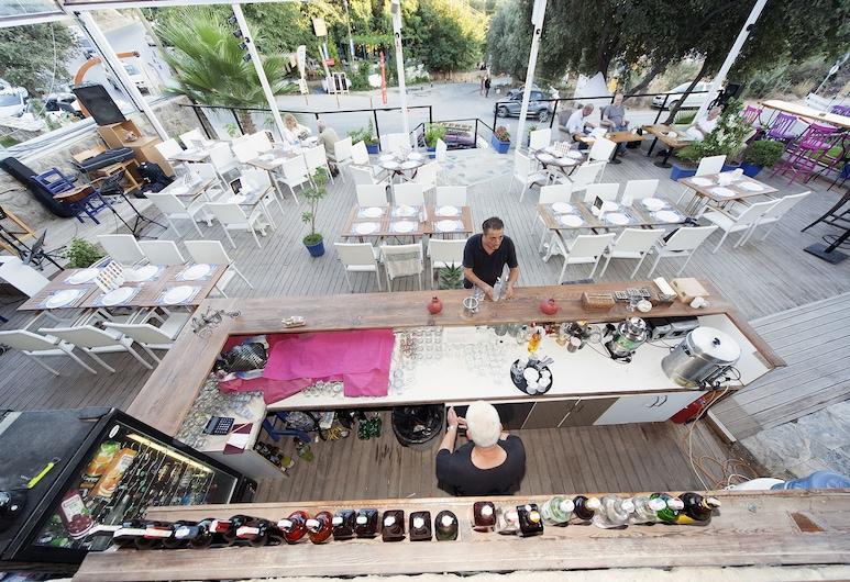 Metin's Gumusluk, Bodrum, Hotel Bar