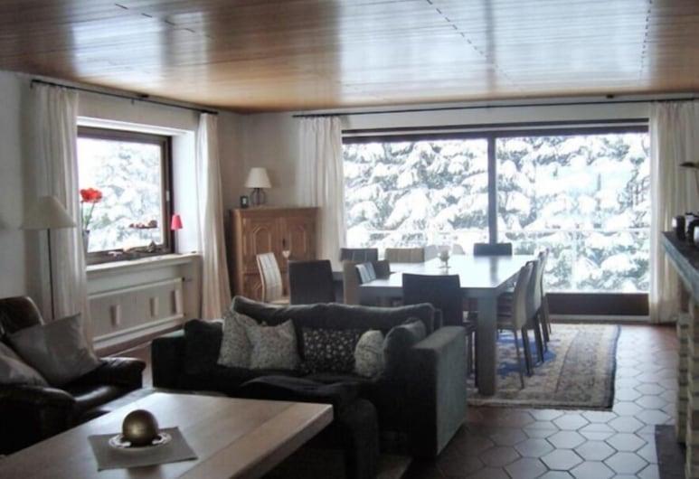 Ferienhaus Beja, Winterberg, Domek, více ložnic, balkon, Obývací pokoj