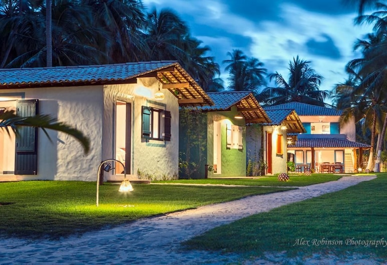Pousada Xuê, Porto de Pedras, Property Grounds