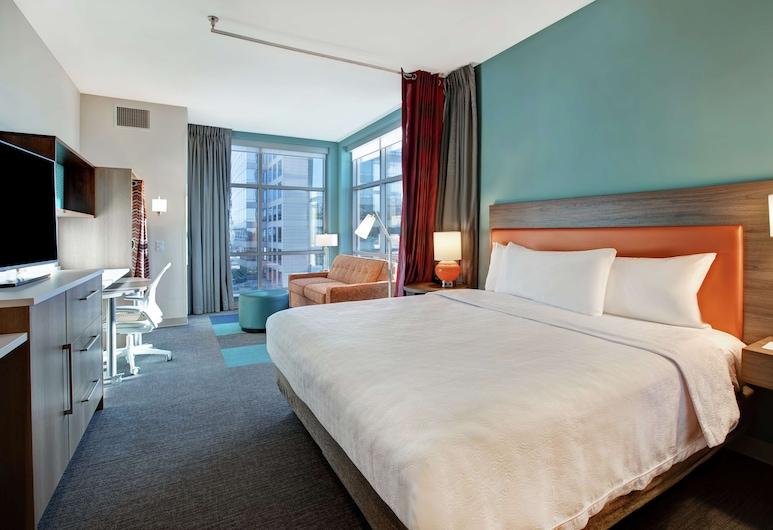 Home2 Suites by Hilton Charlotte Uptown, NC, Charlotte, Hosťovská izba