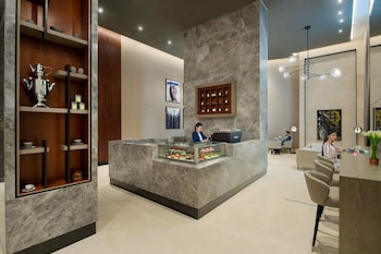 多哈多哈珍珠住宅希爾頓酒店的圖片