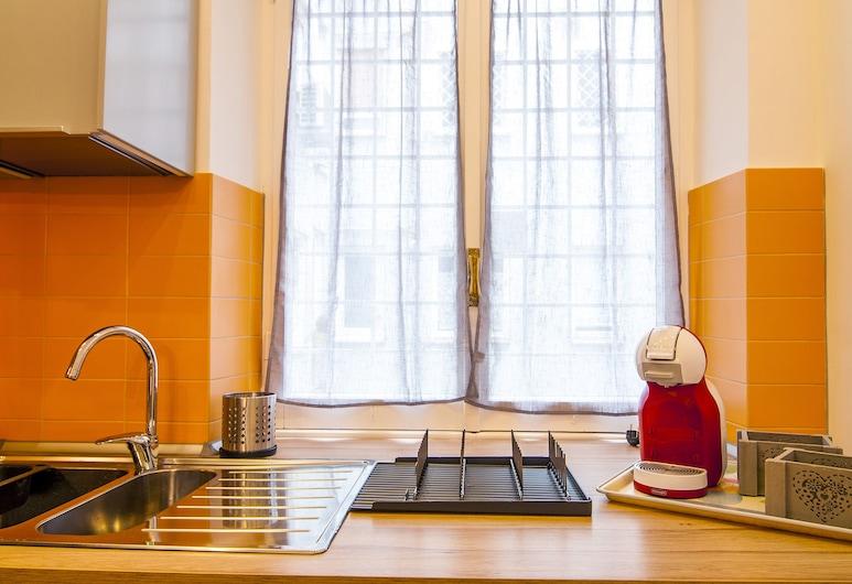 San Pietro Bright Apartment, Rome, Apartment, 2 Bedrooms, Private kitchen