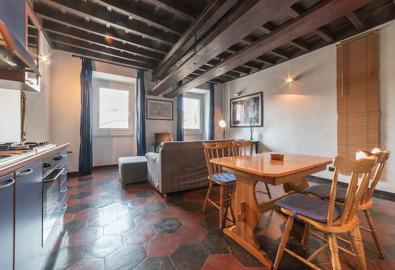 Colosseo & San Clemente Cosy Flat, Rím, Apartmán, 1 spálňa, Obývacie priestory