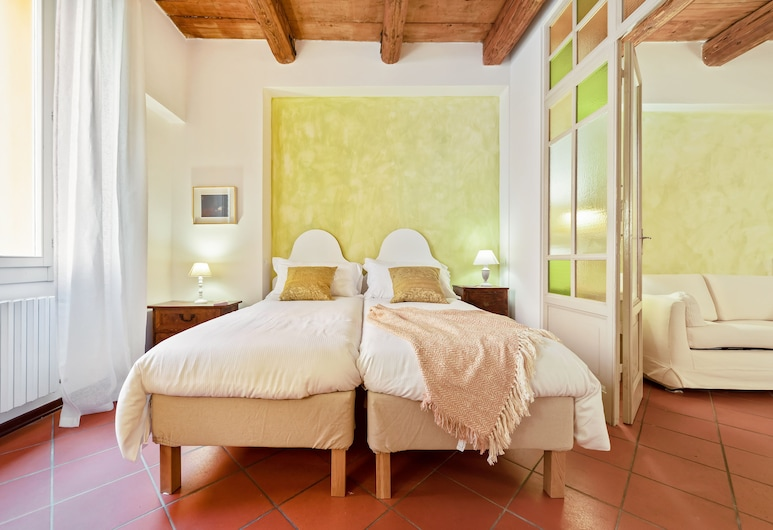 Elegant Apartment nel Cuore del Centro, Bologna, Appartamento, 2 camere da letto, Camera