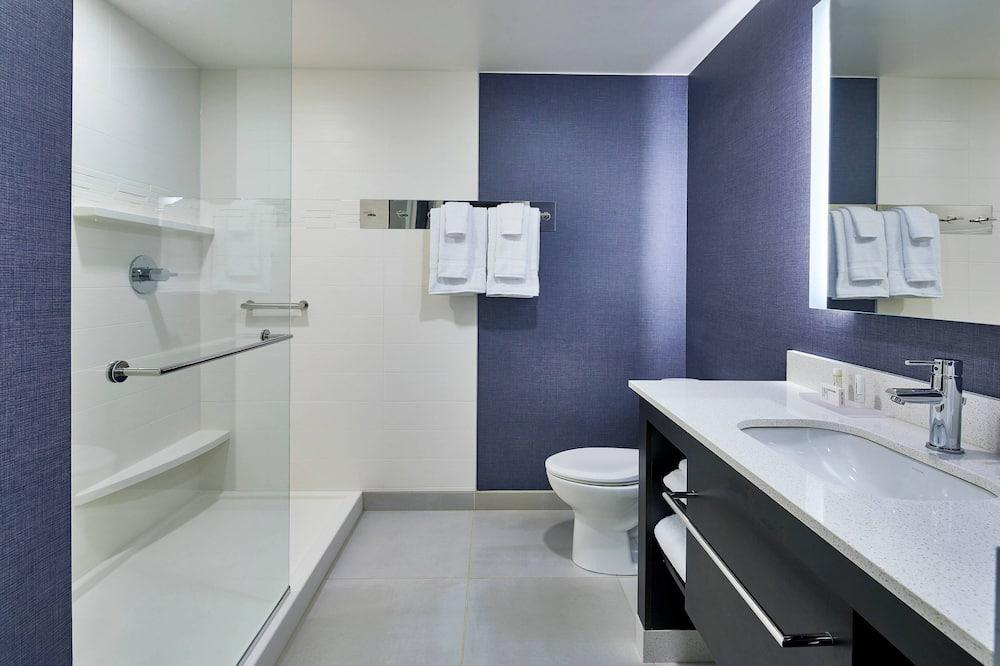 Numeris, 1 miegamasis, Nerūkantiesiems - Vonios kambarys