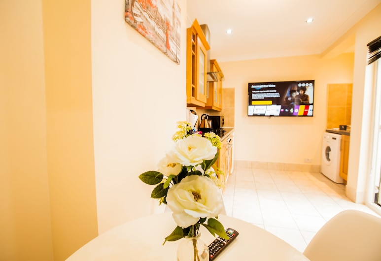 ALFA Marylebone Apartments, Λονδίνο, Διαμέρισμα, Ισόγειο, Ιδιωτική κουζίνα