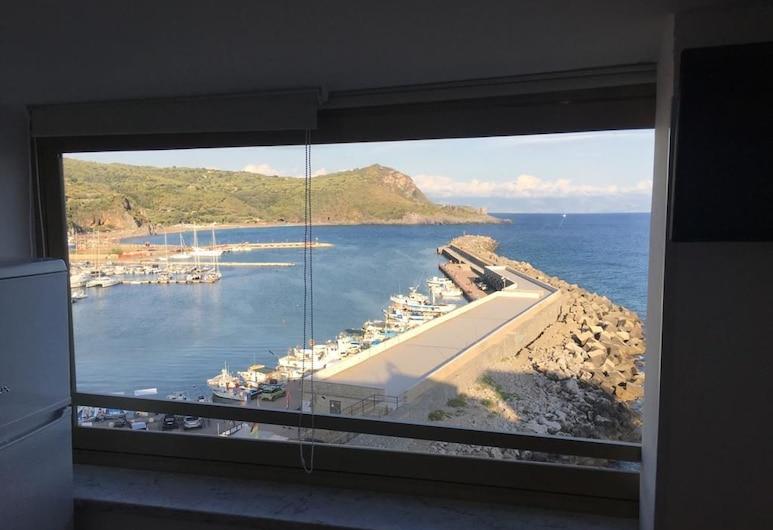 CasaMIA a Marina di Camerota, Camerota, Familjestudio - havsutsikt, Utsikt från gästrum