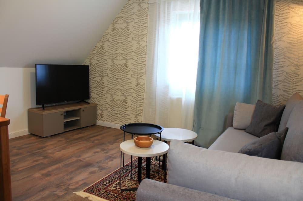 Apartment ROSES - Wohnzimmer