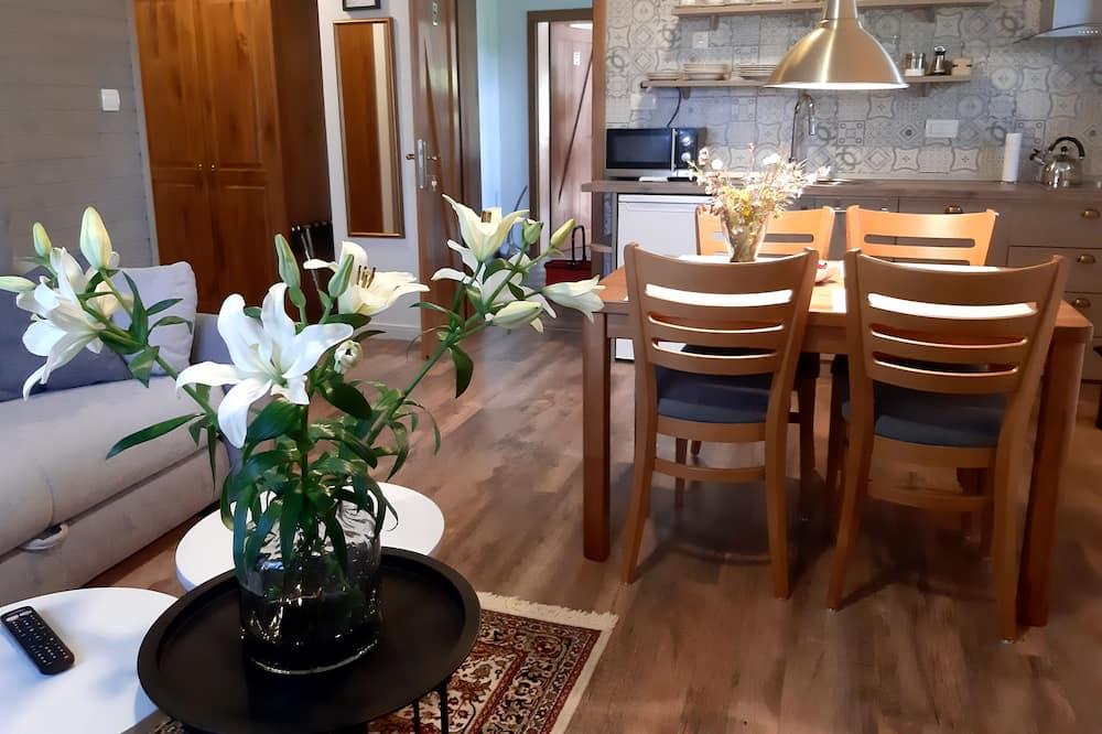 Apartment BIRDS - Woonruimte