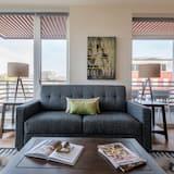 Apartamento Standard, 2 Quartos - Área de Estar