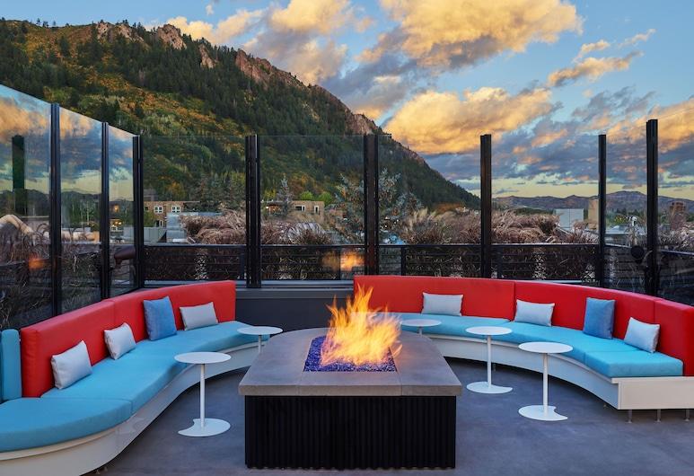 W Aspen, Aspen, Restaurante
