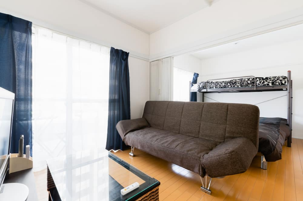 Departamento (F4-1) - Sala de estar