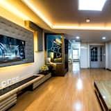 Duplex, 2 Bedrooms (2nd~3rd floor) - Olohuone