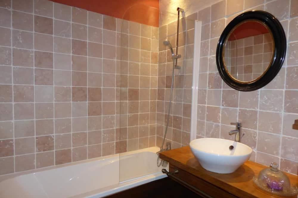 Suite (Monsieur le Comte) - Badezimmer