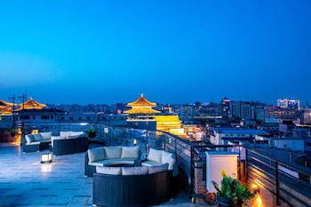 Picture of Jinmao Hotel Xi'an Drum Tower(Former Citadines Center Xi'an) in Xi'an