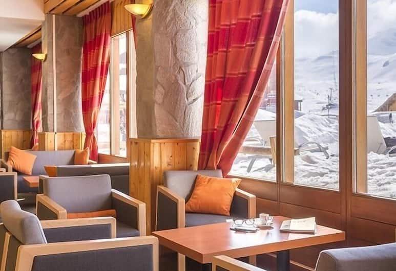 Hotel Club Les Mélèzes Arc 2000, Bourg-Saint-Maurice, Bar de l'hôtel