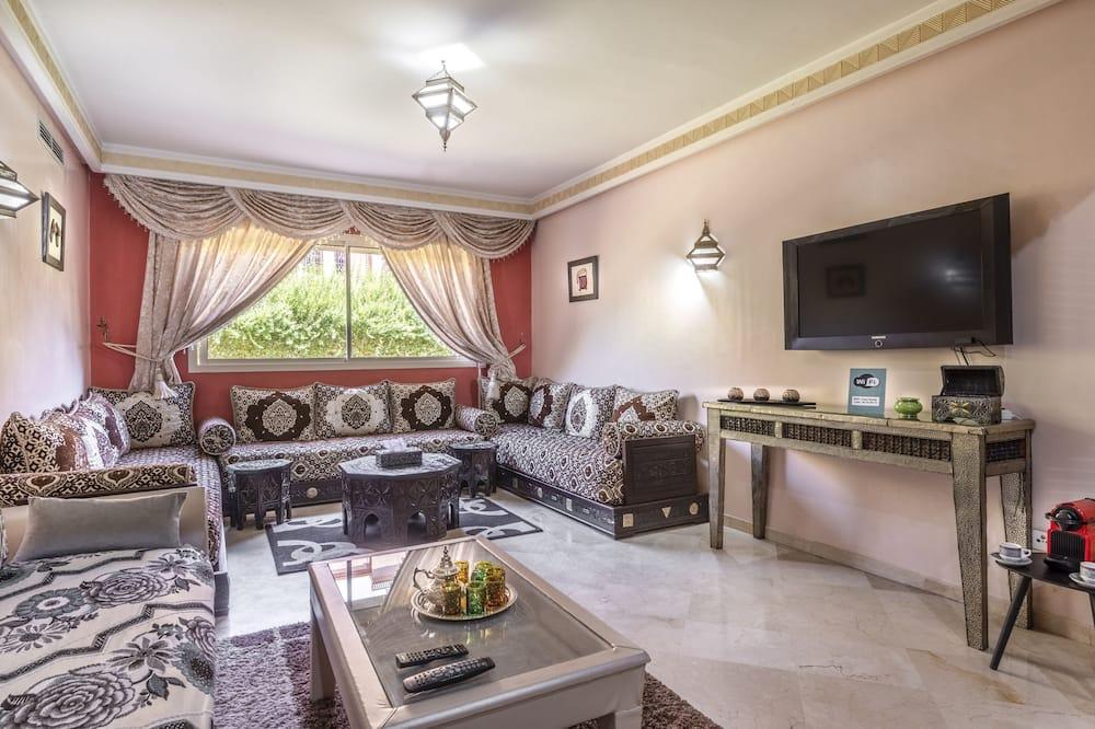 Dzīvokļnumurs, divas guļamistabas (Oranger) - Galvenais attēls