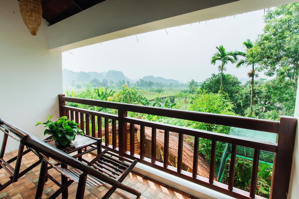 Deluxe Twin Room, Mountain View - Balcony