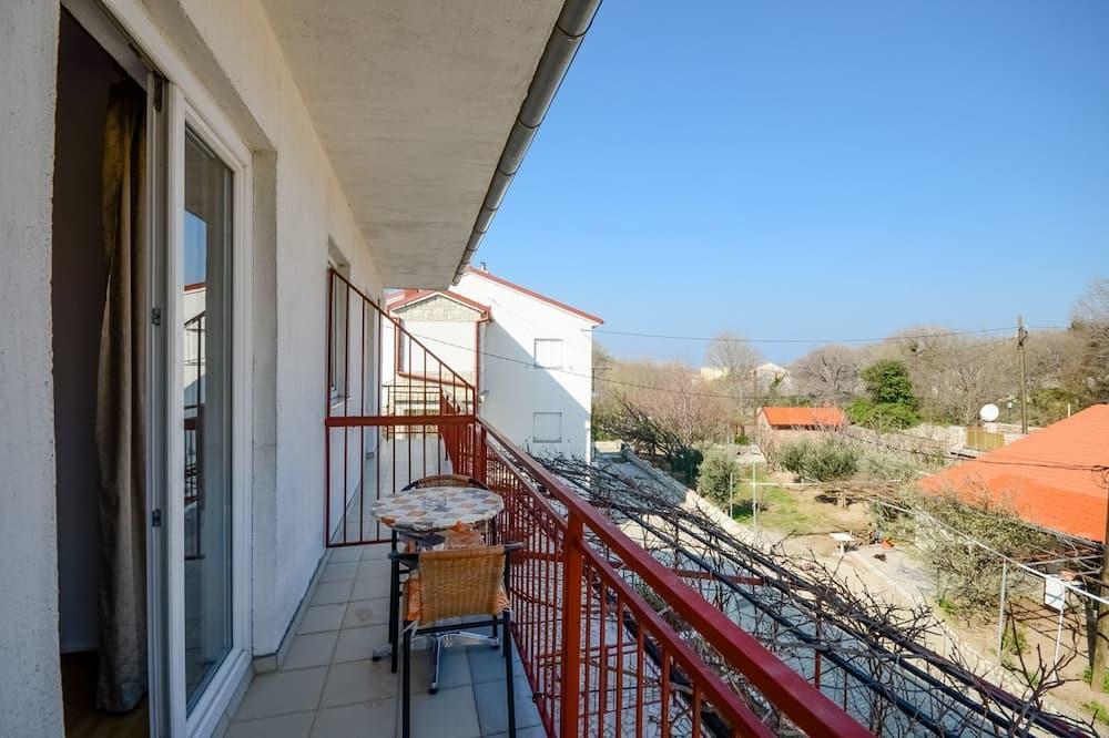 Apartman (A2) - Balkon