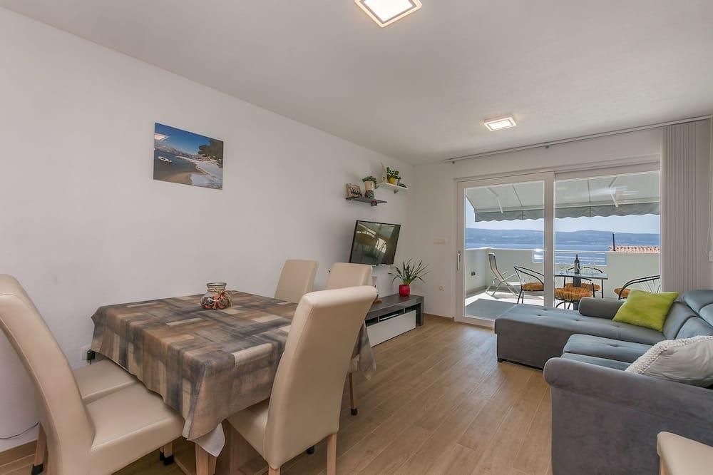 Apartment (A1) - Living Room