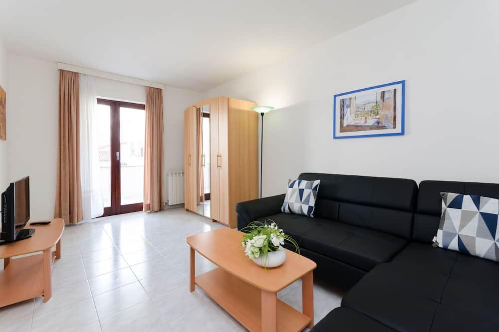 شقة (A2) - غرفة معيشة