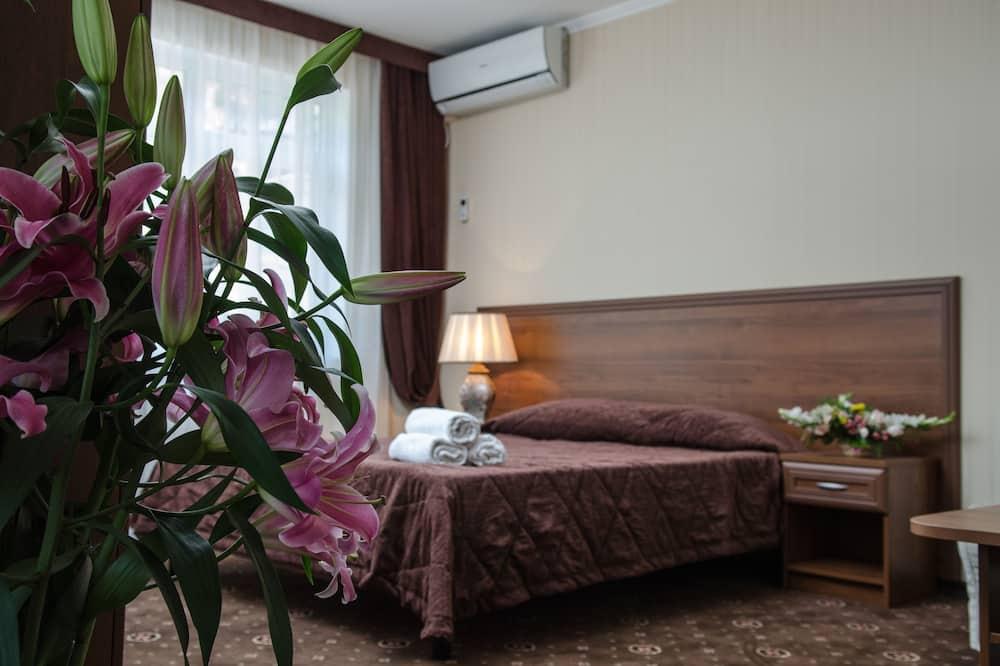 Quarto Duplo Standard, 1 cama de casal com sofá-cama - Quarto