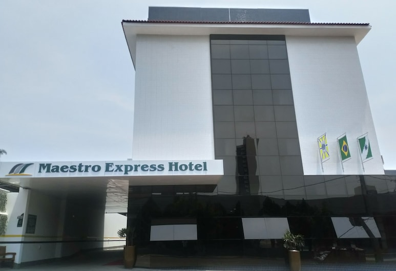 Hotel Maestro Express, Francisco Beltrao