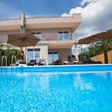 Vila - Vonkajší bazén